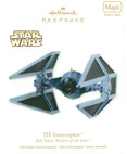Hallmark: TIE Interceptor Keepsake Ornament