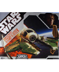Anakin Skywalker Episode III Green Jedi Starfighter