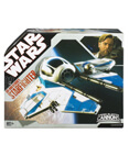 Obi-Wan Kenobi Episode III Blue Jedi Starfighter