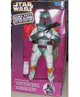 Boba Fett Room Alarm with Laser Target Game