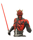 The Clone Wars Darth Maul Vinyl Bust Bank