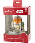 Hallmark: Star Wars Rebels Chopper Christmas Ornament