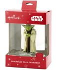 Hallmark: Star Wars Yoda Christmas Ornament