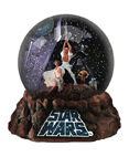 Star Wars Commemorative Water Globe - Snow Globe