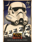 Star Wars Rebels Special Edition Pop-up 2015 Wall Calendar