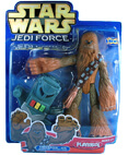 Jedi Force Figure Chewbacca with Wookiee Action Tool - Playskool