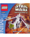 LEGO Star Wars Mini Republic Gunship (4490) #3 of 4