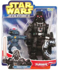 Jedi Force Figure Darth Vader Imperial Claw Droid - Playskool