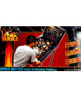 Star Wars - Space Battle Free Standing Pinball