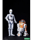 R3-A2 with K-3PO Celebration Anaheim 2015 Exclusive ArtFX Statue
