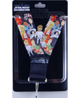 Luke Skywalker Stormtrooper Pin with Lanyard Celebration Anaheim
