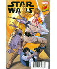 Marvel Star Wars #1 Dynamic Forces Exclusive Greg Land Variant