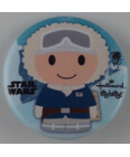 Star Wars Celebration Anaheim Exclusive Hallmark Han Solo Pin