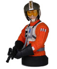 Wedge Antilles Collectible Mini Bust