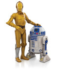 Hallmark: C-3PO and R2-D2 A New Hope Keepsake Ornaments