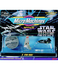 Star Wars Micro Machine Vehicles: Collection X