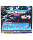 Star Wars Micro Machine Character Sets: Rebel Pilots V1