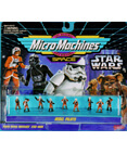 Star Wars Micro Machine Character Sets: Rebel Pilots V2