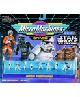 Star Wars Micro Machine Character Sets: Imperial Stormtrooper V2