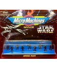 Star Wars Micro Machine Character Sets: Imperial Pilots V1