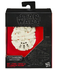 Millennium Falcon #1 - The Black Series Titanium