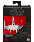 X-Wing #2 - The Black Series Titanium