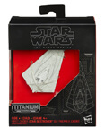 First Order Star Destroyer #6 - The Black Series Titanium