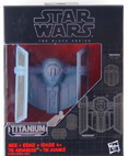 TIE Advanced - Darth Vader #15 - The Black Series Titanium