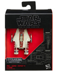 A-Wing #20 - The Black Series Titanium
