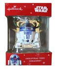 Hallmark: R2-D2 witheindeer Antlers Christmas Ornament