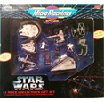 Micro Machines Star Wars 11 Piece Collector's Gift Set Kay-Bee