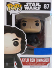 POP Star Wars The Force Awakens - Kylo Ren Unmasked Walmart