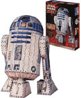 Star Wars Episode 1 Challenging R2-D2 3-D Puzzle