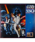 Star Wars A New Hope Poster Art 550 Piece Puzzle