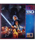 Star Wars Return of the Jedi Poster Art 550 Piece Puzzle