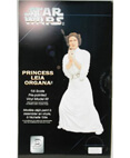 Princess Leia Organa 1/6 Scale Pre-Painted Vinyl Model Kit (04)