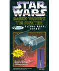 Estes Star Wars Darth Vader's TIE Fighter Flying Model Rocket