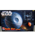 Star Wars Death Star Sanpfast Model Kit