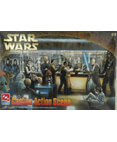 Star Wars Canina Action Scene Model Kit