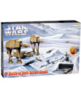 Star Wars Battle of Hoth Action Scene Model Kit AMT ERTL