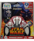 General Grievous Revenge of the Sith Plug it in & play TV Game