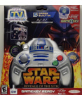 R2-D2 Revenge of the Sith Plug it in & play TV Game
