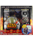 Yoda Revenge of the Sith Plug it in & play TV Game plus 2 more