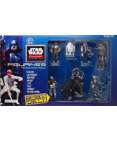 Star Wars PVC Figurines 7-Pack with Boba Fett