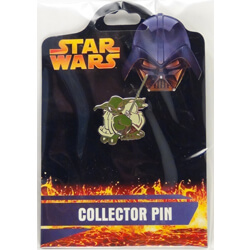 Yoda Pin from the Revenge of the Sith Collection
