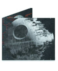 Star Wars Death Star Schematics Billfold Wallet