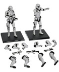 First Order Stormtrooper Two Pack 1/10 Scale ArtFX