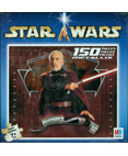 Star Wars Jigsaw Pizzle 150 Pieces Metallix Count Dooku #4