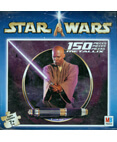 Star Wars Jigsaw Pizzle 150 Pieces Metallix Mace Windu #2