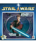 Star Wars Jigsaw Pizzle 150 Pieces Metallix Anakin Skywalker #1